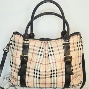 Burberry large Handbag